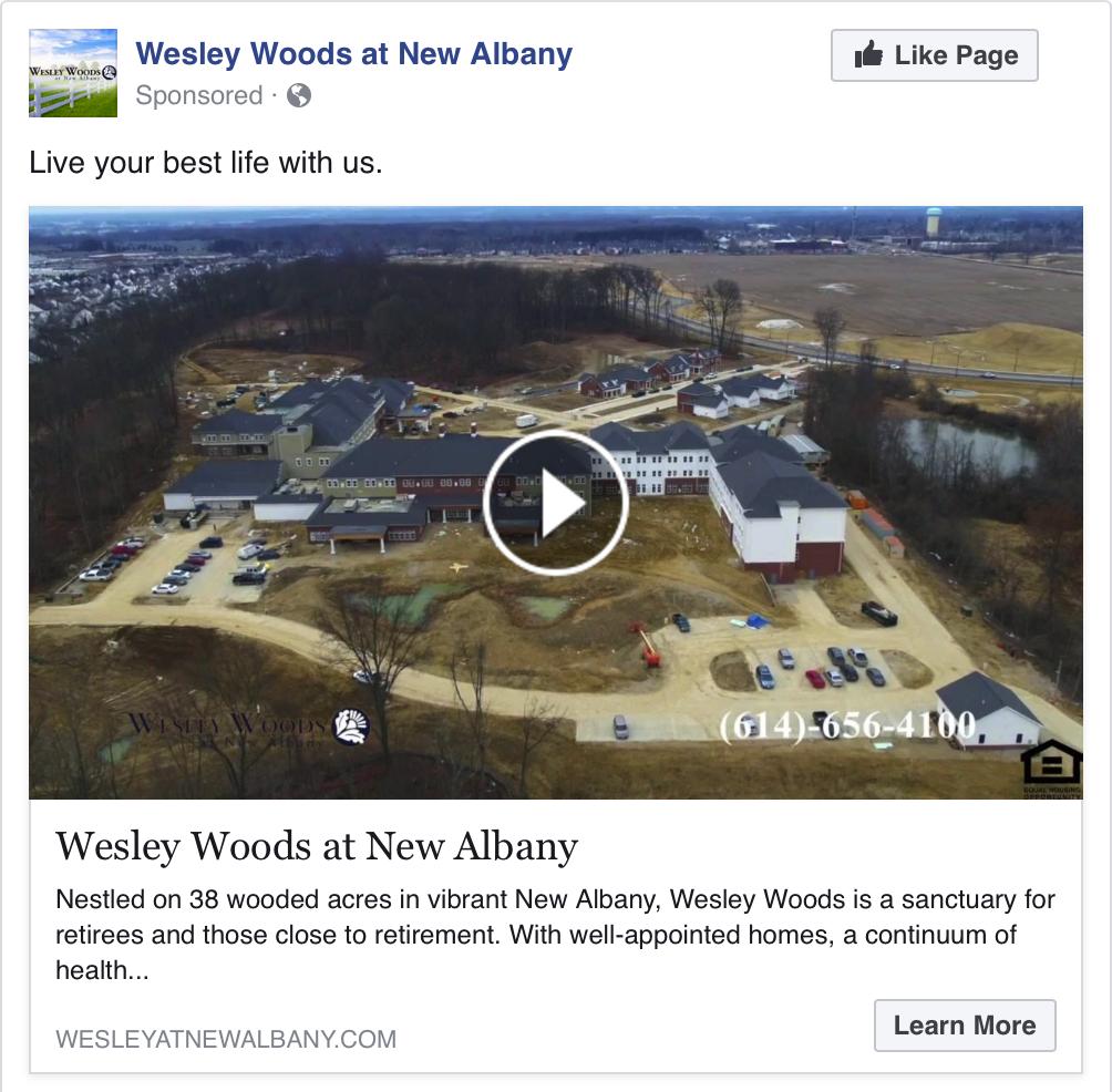 Wesley Woods screenshot