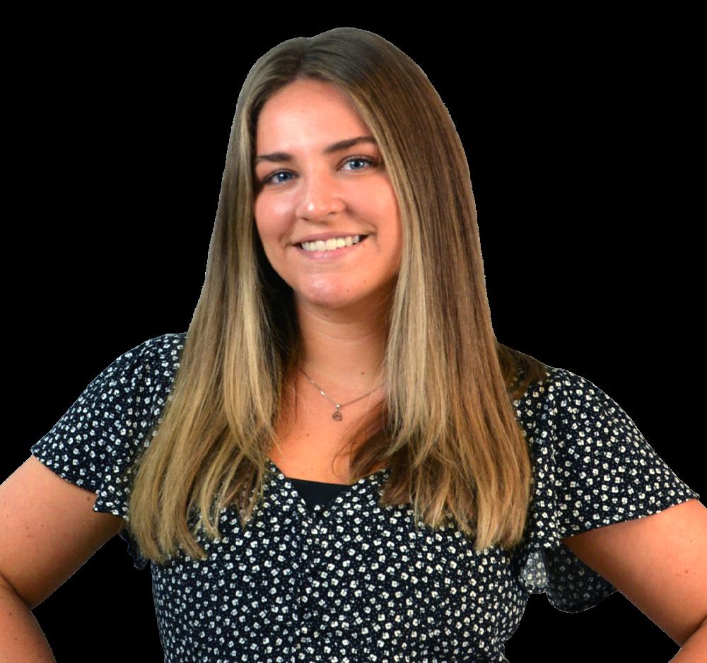 Jess, Digital Marketing Specialist at Whiteboard Marketing