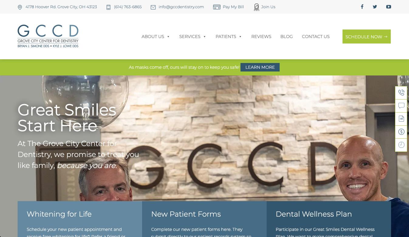 Grove City Center for Dentistry