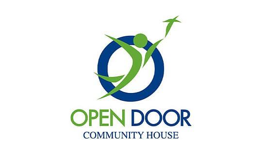 Open Door Community House Logo