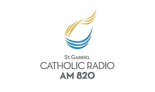 St. Gabriel Catholic Radio Logo